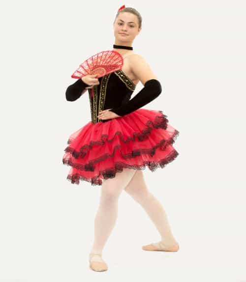 Senior Ballet Dancer - NLDC