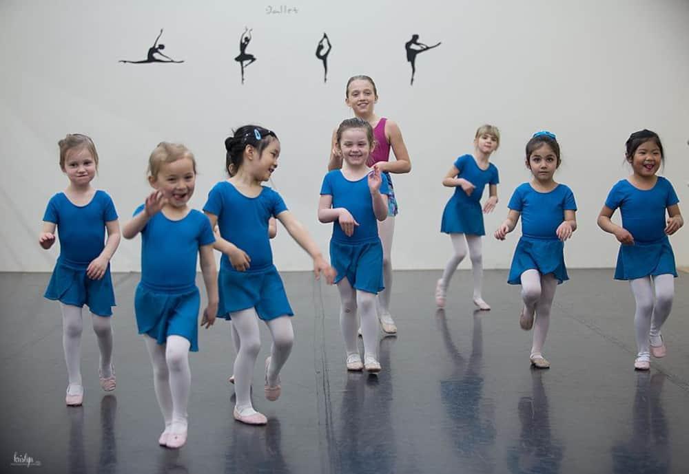Dance Readiness ballet class
